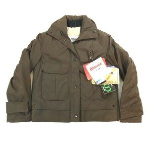Blauer Dupont GoreTex Down Insulated Police Jacket